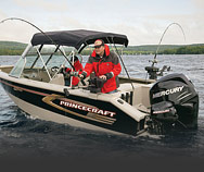 Yamaha Boat Camper Canvas