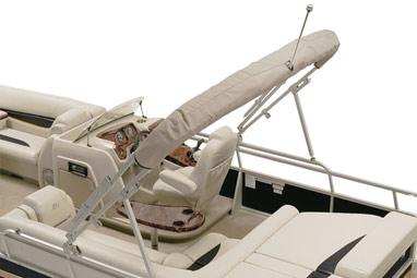 pontoon bimini top specifications  overlay  anp inc